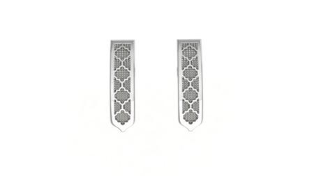 Ohrringe Classic Silber