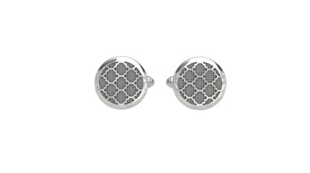 Cufflinks Business Silver