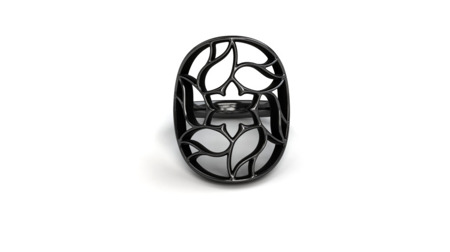 Ring Milano Black
