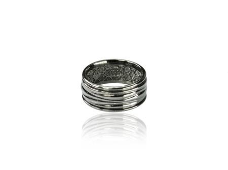 Ring Baltic Schwarz